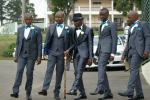 Blushing Makoti Gcaba's Wedding 1