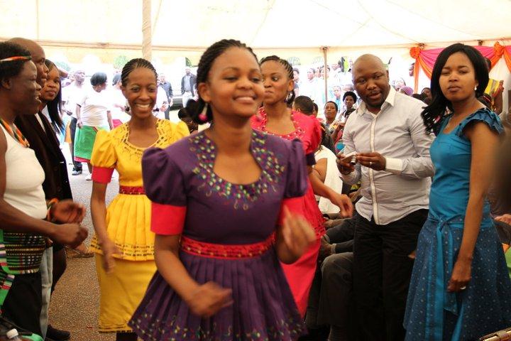 Tswana Traditional Wedding Attire Joy Studio Design