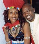 Blushing Makoti Zulu Wedding Bride Attire 10