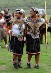 Blushing Makoti Zulu Wedding Bride Attire 11