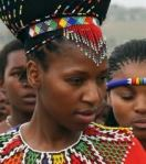 Blushing Makoti Zulu Wedding Bride Attire 7