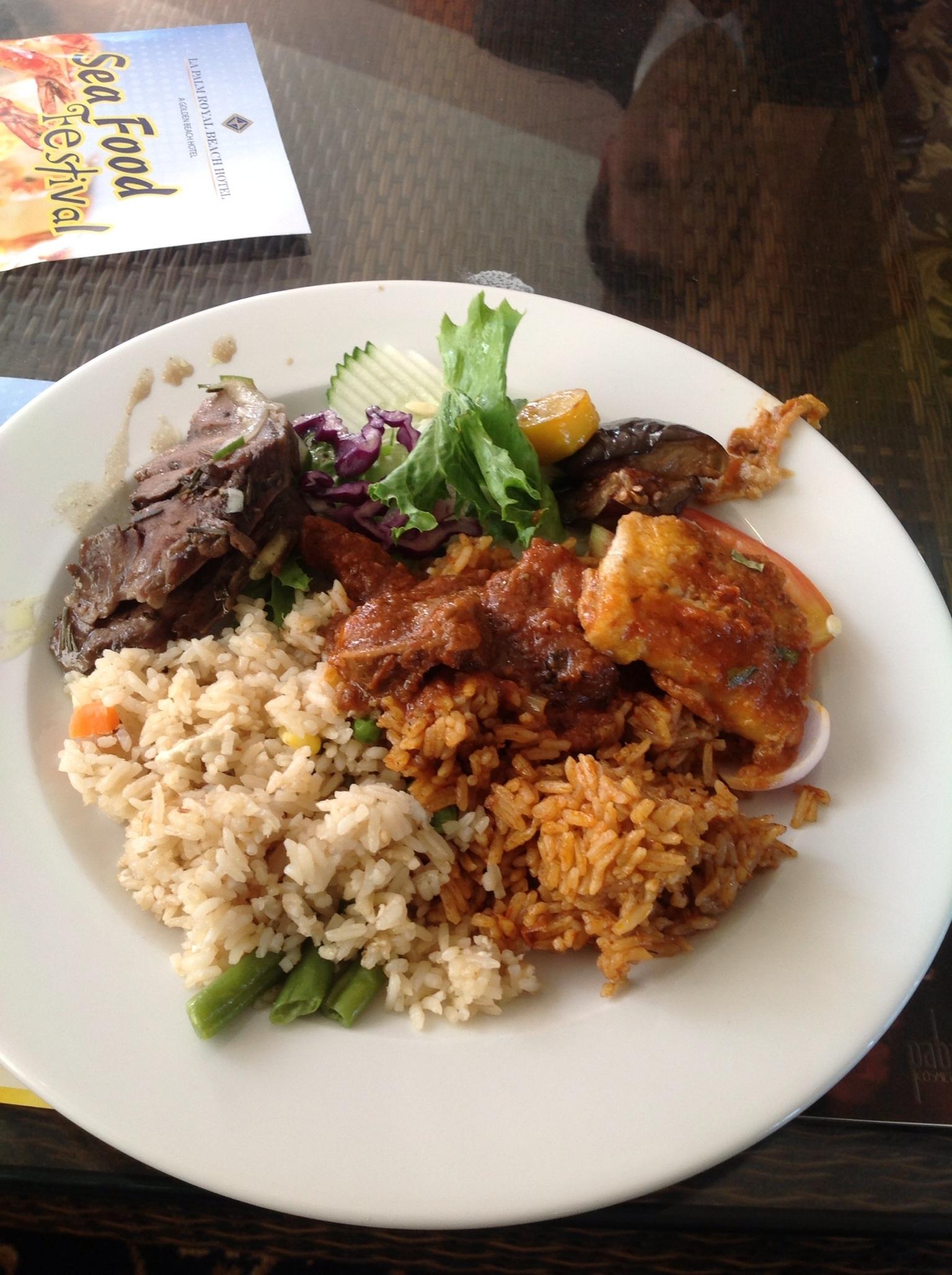 Catering blushing makoti for Afrikaans cuisine