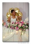 Blushing Makoti Lerato and Tshepo's white wedding 102