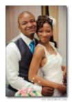 Blushing Makoti Lerato and Tshepo's white wedding 107