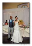 Blushing Makoti Lerato and Tshepo's white wedding 109