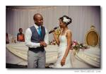 Blushing Makoti Lerato and Tshepo's white wedding 114