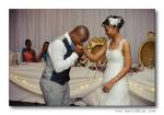 Blushing Makoti Lerato and Tshepo's white wedding 117