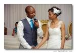 Blushing Makoti Lerato and Tshepo's white wedding 118