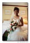 Blushing Makoti Lerato and Tshepo's white wedding 19
