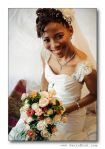 Blushing Makoti Lerato and Tshepo's white wedding 20