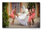 Blushing Makoti Lerato and Tshepo's white wedding 32