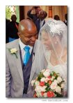 Blushing Makoti Lerato and Tshepo's white wedding 36