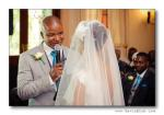 Blushing Makoti Lerato and Tshepo's white wedding 38