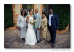 Blushing Makoti Lerato and Tshepo's white wedding 56