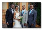Blushing Makoti Lerato and Tshepo's white wedding 58