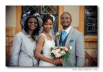 Blushing Makoti Lerato and Tshepo's white wedding 59