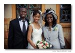 Blushing Makoti Lerato and Tshepo's white wedding 61