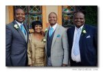 Blushing Makoti Lerato and Tshepo's white wedding 64