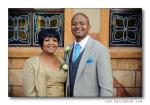 Blushing Makoti Lerato and Tshepo's white wedding 66