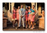 Blushing Makoti Lerato and Tshepo's white wedding 74