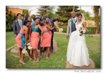 Blushing Makoti Lerato and Tshepo's white wedding 82
