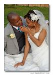 Blushing Makoti Lerato and Tshepo's white wedding 84