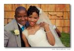 Blushing Makoti Lerato and Tshepo's white wedding 85