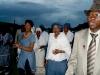 Blushing Makoti Tswana bride outfit 12
