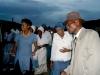 Blushing Makoti Tswana bride outfit 7