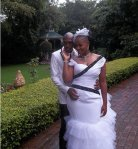 Faith Sibanda's Wedding 16