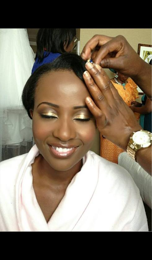 Mzobi's Bridal Makeup 1
