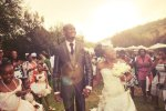 Blushing Makoti Lesego and Nathi's Wedding 33