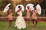 Blushing Makoti Lesego and Nathi's Wedding 38