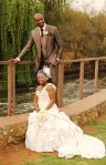 Blushing Makoti Lesego and Nathi's Wedding 39