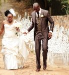 Blushing Makoti Lesego and Nathi's Wedding 41