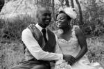 Blushing Makoti Lesego and Nathi's Wedding 45