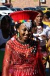 Blushing Makoti Mankoana and Traditional Wedding 14