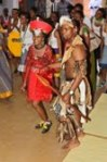 Blushing Makoti Mankoana Mogashoa and Nzuzo Nhlebela's Traditional Wedding 18