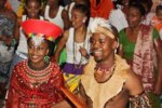 Blushing Makoti Mankoana Mogashoa and Nzuzo Nhlebela's Traditional Wedding 19