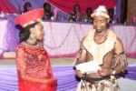Blushing Makoti Mankoana Mogashoa and Nzuzo Nhlebela's Traditional Wedding 23