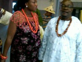 Mr and Mrs Emeka Muo's Wedding