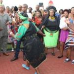 Blushing Makoti Tebogo and Snowy Traditional Wedding 21