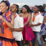 Blushing Makoti Tebogo and Snowy Traditional Wedding 23