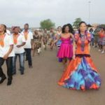 Blushing Makoti Tebogo and Snowy Traditional Wedding 25