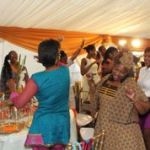 Blushing Makoti Tebogo and Snowy Traditional Wedding 47