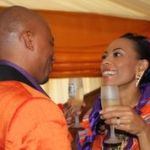 Blushing Makoti Tebogo and Snowy Traditional Wedding 54