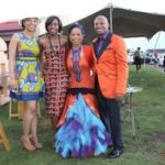 Blushing Makoti Tebogo and Snowy Traditional Wedding 70