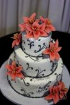 Blushing Makoti Wedding Cake Ideas 10