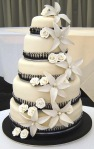 Blushing Makoti Wedding Cake Ideas 19