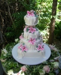 Blushing Makoti Wedding Cake Ideas 22